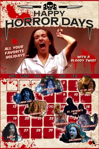Poster of Happy Horror Days