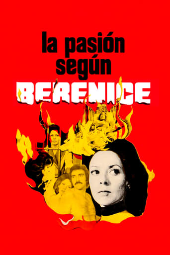 Poster of The Passion of Berenice