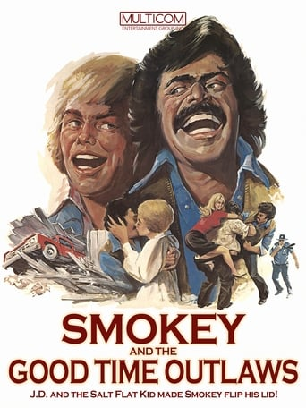 Poster of Smokey and the Good Time Outlaws