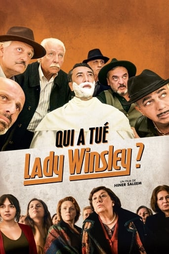 Who Killed Lady Winsley?