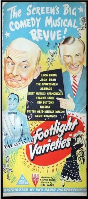 Poster of Footlight Varieties
