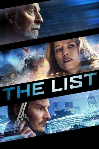 Poster of The List