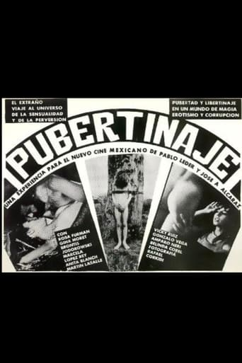 Poster of Pubertinaje