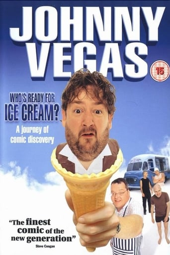Johnny Vegas: Who's Ready for Ice Cream?