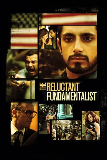 Poster of The Reluctant Fundamentalist