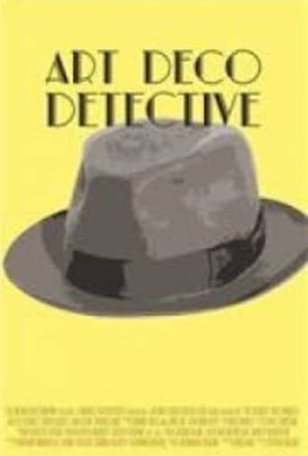 Poster of Art Deco Detective
