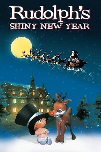 Poster of Rudolph's Shiny New Year