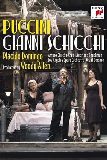 Poster of Puccini Gianni Schicchi