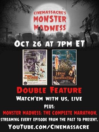 Poster of Cinemassacre's Monster Madness
