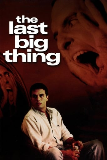 Poster of The Last Big Thing