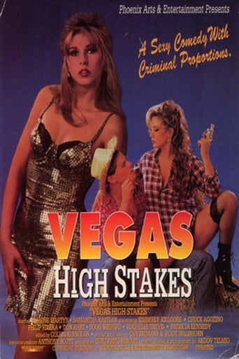 Poster of Vegas High Stakes