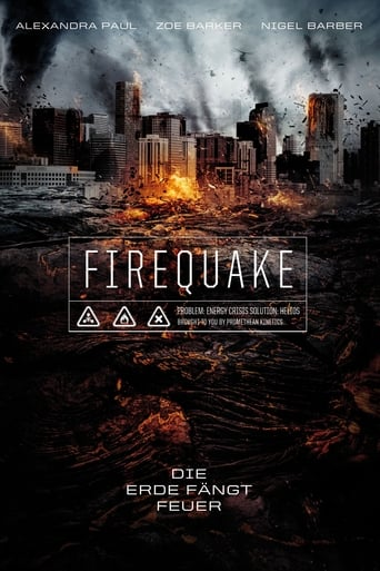 Poster of Firequake