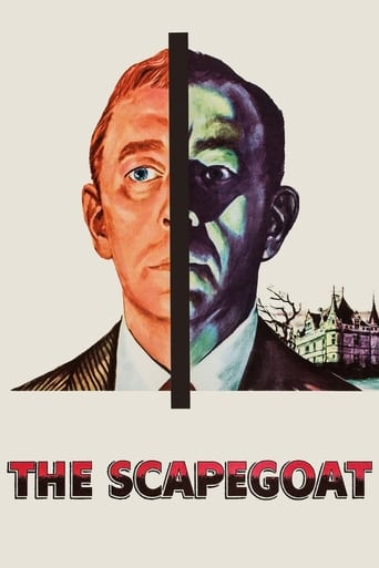 Poster of The Scapegoat