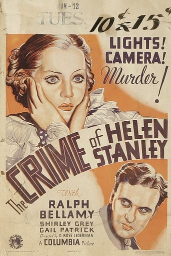 Poster of The Crime of Helen Stanley