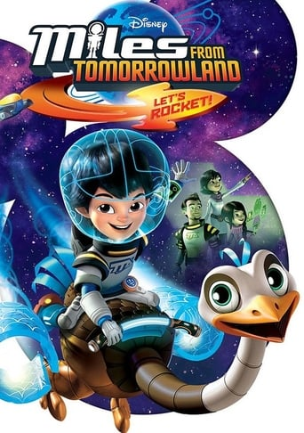 Poster of Miles from Tomorrowland