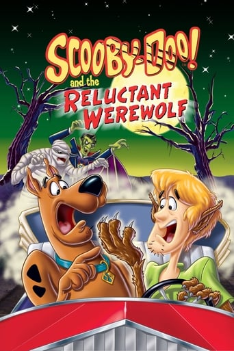 Poster of Scooby-Doo! and the Reluctant Werewolf