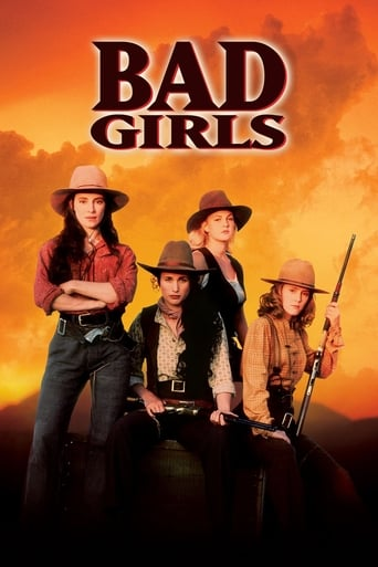 Poster of Bad Girls