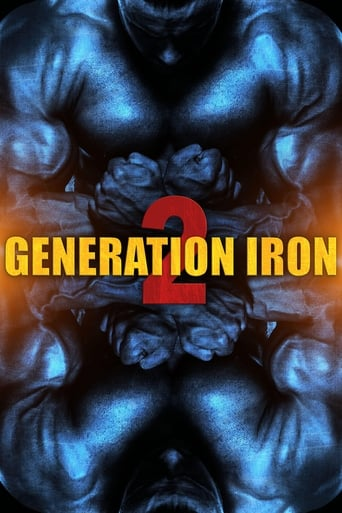 Poster of Generation Iron 2