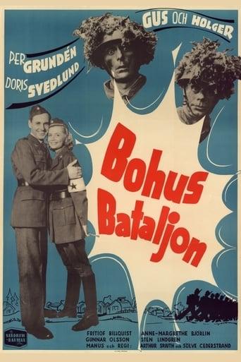 Poster of Bohus Bataljon