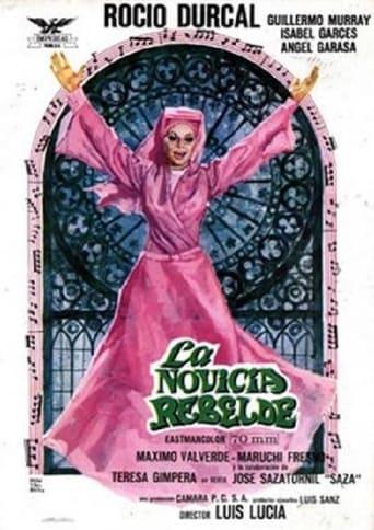 Poster of La novicia rebelde