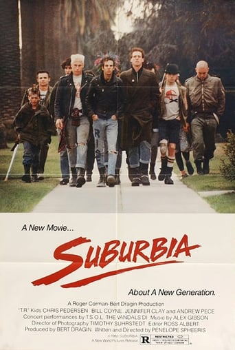 Poster of Suburbia