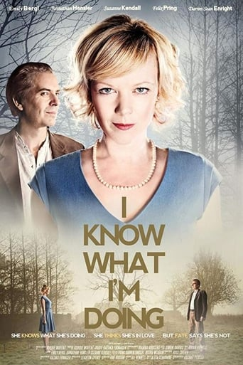 Poster of I Know What I'm Doing