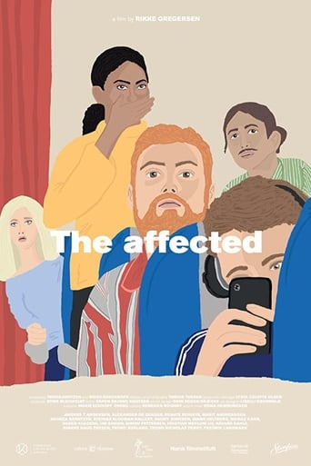 Poster of The Affected