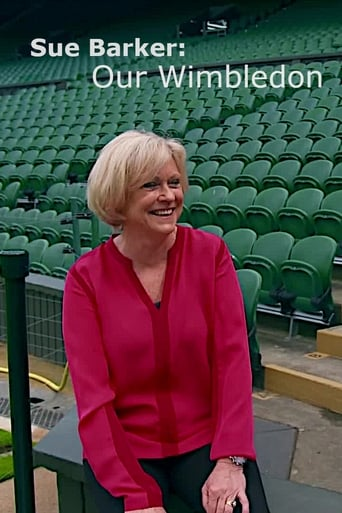 Poster of Sue Barker: Our Wimbledon