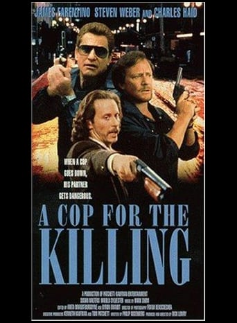 Poster of In the Line of Duty: A Cop for the Killing