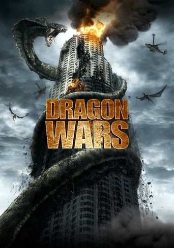 Poster of Dragon Wars: D-War