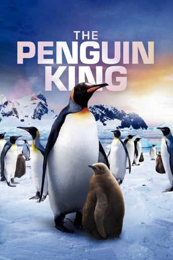 Poster of The Penguin King 3D