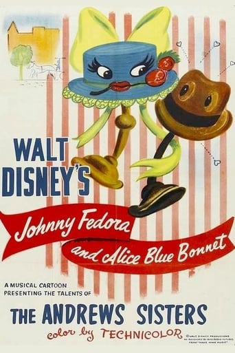 Poster of Johnny Fedora and Alice Blue Bonnet