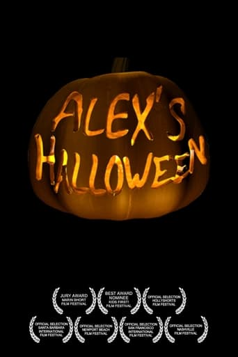 Poster of Alex's Halloween