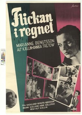 Poster of Flickan i regnet