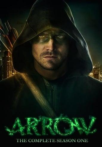 Strėlė / Arrow (2012) 1 Sezonas