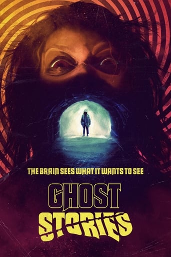 Poster of Ghost Stories