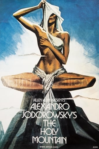 Poster of The Holy Mountain