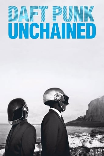 Poster of Daft Punk Unchained