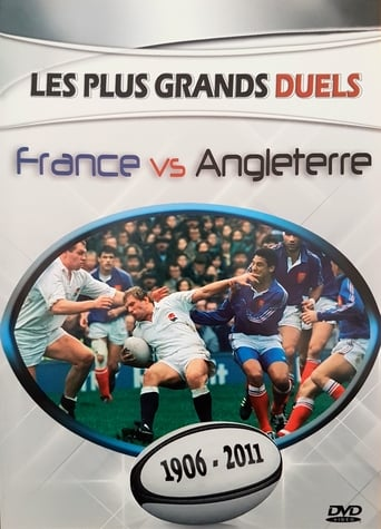 Poster of Les plus grands duels : France vs Angleterre