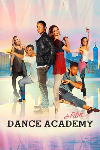 Poster of Dance Academy: The Movie