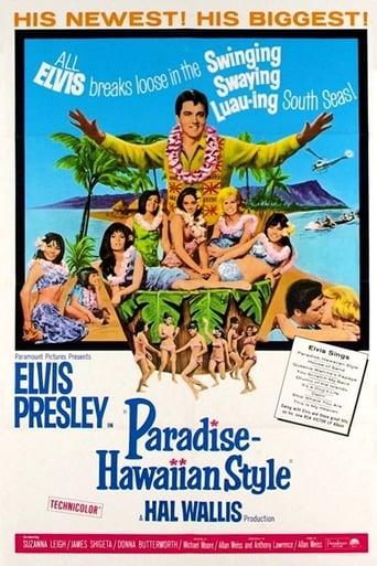 Poster of Paradise, Hawaiian Style