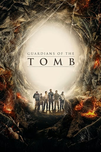 Poster of Guardians of the Tomb