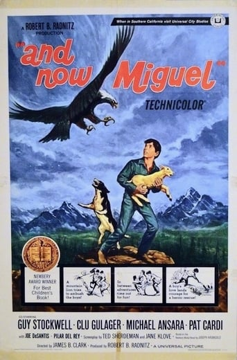 Poster of And Now Miguel