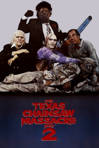 Poster of The Texas Chainsaw Massacre 2