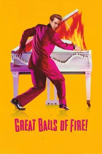 Poster of Great Balls of Fire!