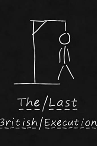Poster of The Last British Execution
