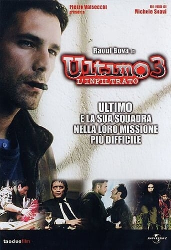 Poster of Ultimo - L'Infiltrato