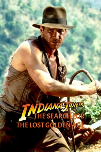 Poster of Indiana Jones: The Search for the Lost Golden Age