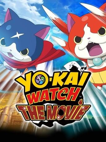 Poster of Yo-kai Watch: The Movie