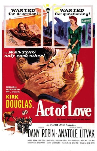 Poster of Act of Love